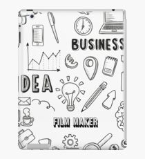 Filmemacher iPad-Hülle & Klebefolie