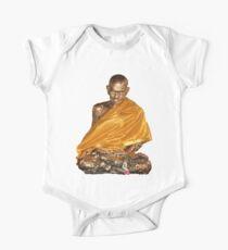 Golden Buddha statue One Piece - Short Sleeve