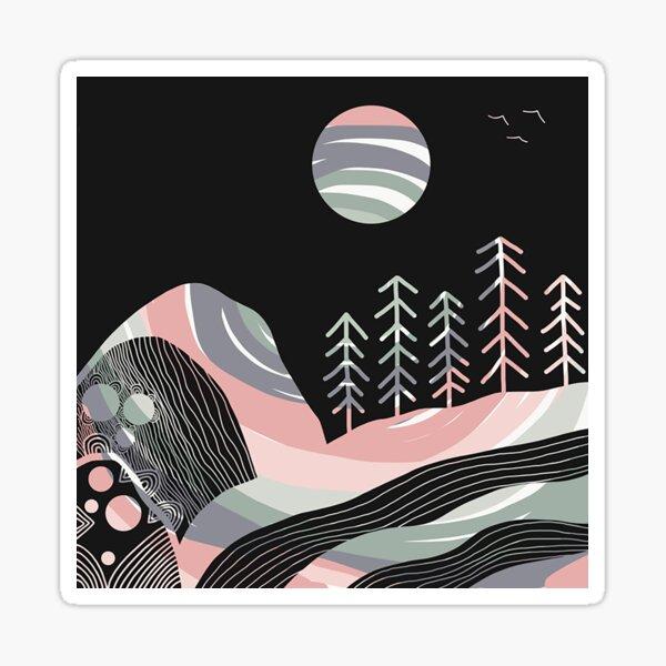Dream Night 2 Sticker
