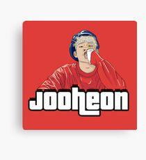Jooheon   GTA Canvas Print