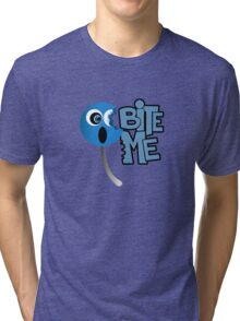 Bite Me - Sucker (2) Tri-blend T-Shirt