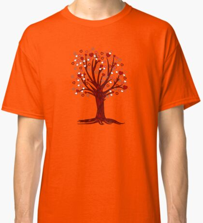 Heart Tree Classic T-Shirt