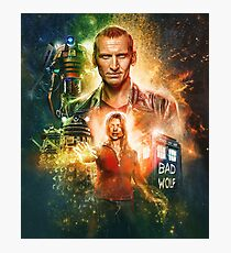Doctor Who - Series 1  Photographic Print