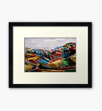 Close to heaven Framed Print