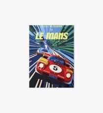 Affiche Le Mans Art Board