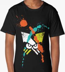 Splatoon - Turf Wars 4 Long T-Shirt