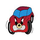Cool Car T Shirts by anrasoft