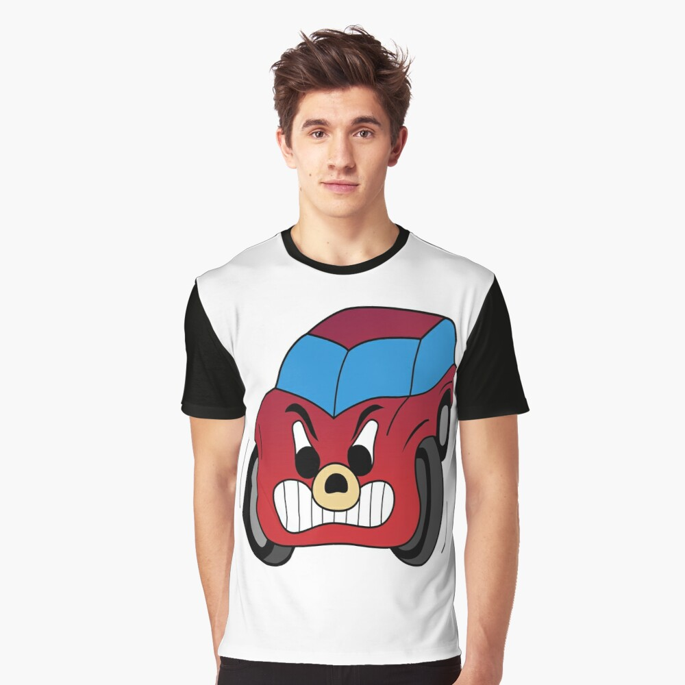 Cool Car T Shirts Graphic T-Shirt Front