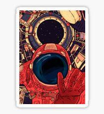 Intergalactic Sticker