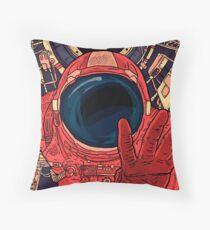 Intergalactic Throw Pillow