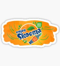 Enjoy Skooma Sticker