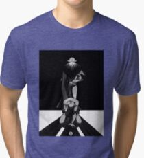 Façade Tri-blend T-Shirt