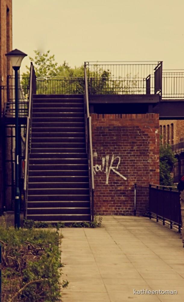 steps. by kathleentoman