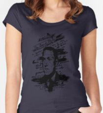 Lovecraft Women's Fitted Scoop T-Shirt