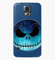 Jack Skellington - Nightmare Before Christmas -  Psychedelic Starry Night Galaxy Case/Skin for Samsung Galaxy