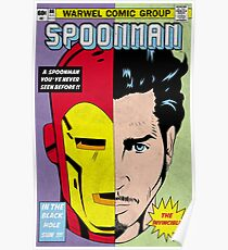 Spoonman Poster