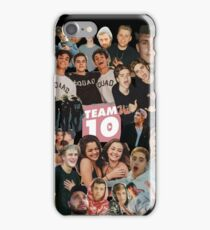 [highest quality] TEAM 10 COLLAGE! iPhone Case/Skin