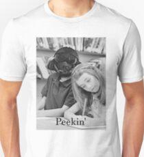 Peekin' 1 Slim Fit T-Shirt
