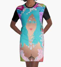 My Spirit Animal Graphic T-Shirt Dress