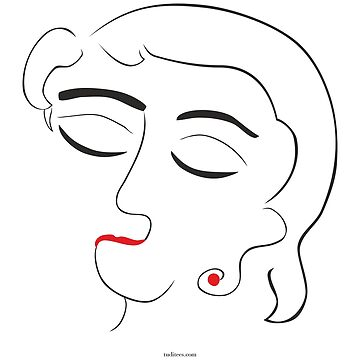 Mujer abstracta by handcuffed