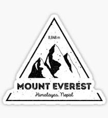 Mount Everest Sticker