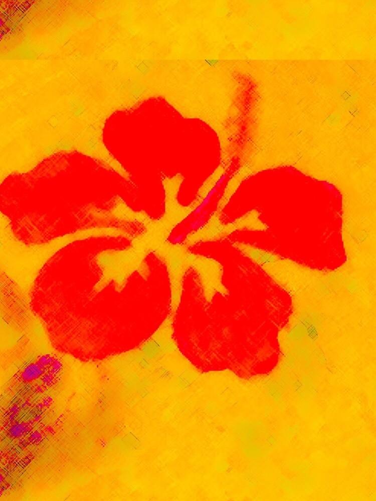 Pila Fashion Design - Hibiscus by HawaiiArthst