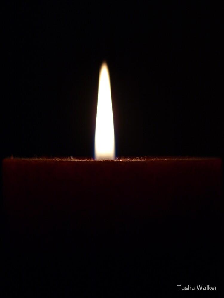 Candle Glow by Tasha Walker