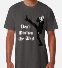 Fawlty Towers - Dont Mention The War Long T-Shirt