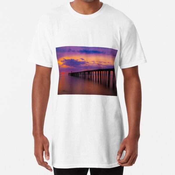 Point Lonsdale Pier Long T-Shirt