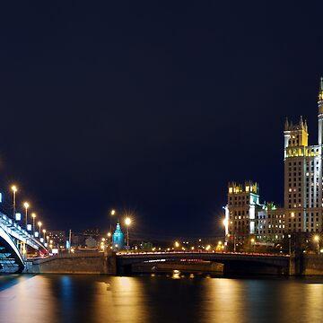 Night city by MikLav