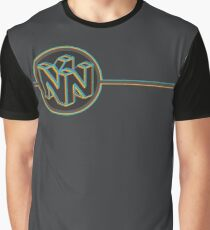 Retro Ninty 80s Graphic T-Shirt
