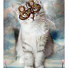 Cat-viator by JuniperMe