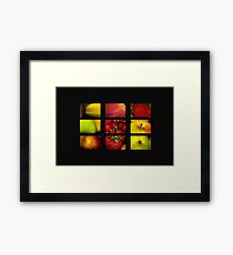 Fresh! Framed Print