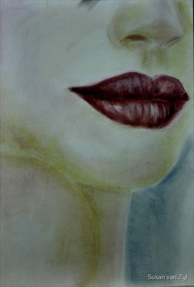 Lucky Lips by Susan van Zyl