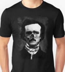 Edgar Poe (Horror Mask) T-Shirt