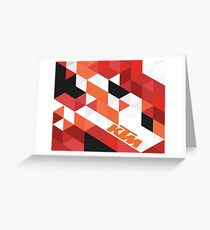 Ready to race ? Greeting Card
