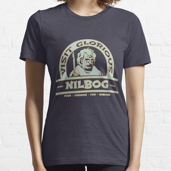 Visit glorious nilbog troll 2 Essential T-Shirt