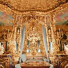 Linderhof palace hall of mirrors by Hotaik  Sung