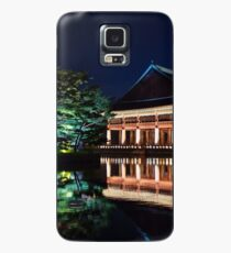 Gyeonghoeru at Gyeongbokgung Palace in Seoul, Korea Case/Skin for Samsung Galaxy