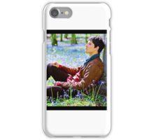 Colin Morgan as Merlin iPhone Case/Skin