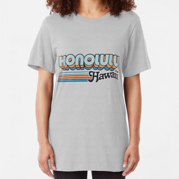 Honolulu Slim Fit T-Shirt