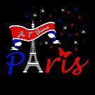 Paris Je T'Aime by Antonio  Luppino