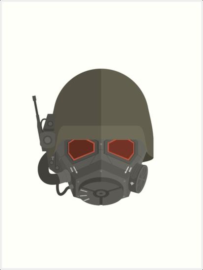 NCR Veteran Ranger Helm von CrossMaster