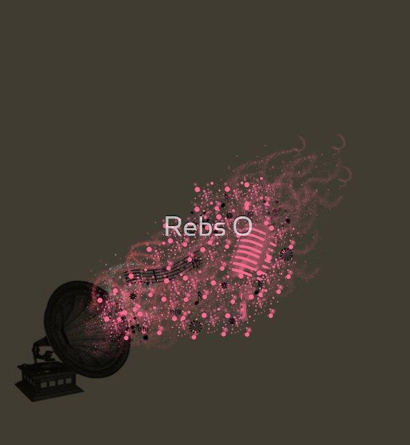 Retro Music by Rebs O