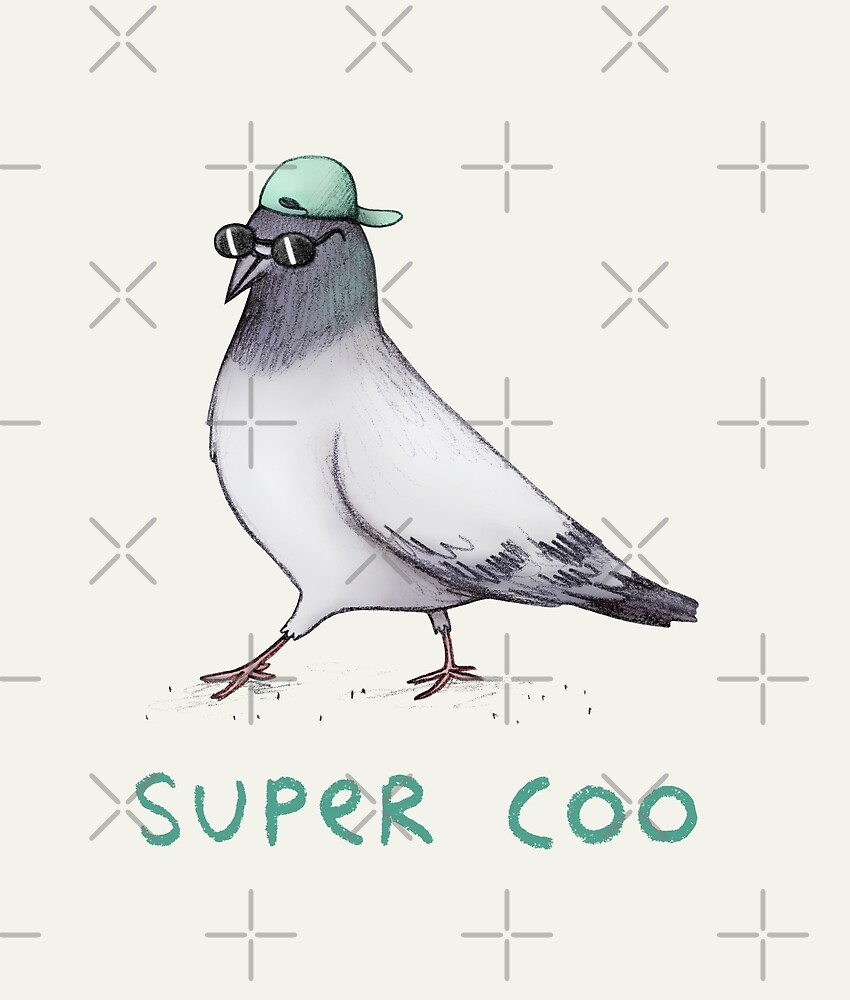 Super Coo by Sophie Corrigan