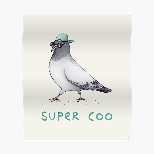 Super Coo Poster