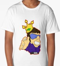 King Cool Long T-Shirt