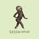 Sassquatch by Sophie Corrigan