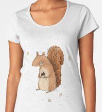Sarah the Squirrel Women's Premium T-Shirt