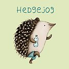 Hedgejog by Sophie Corrigan